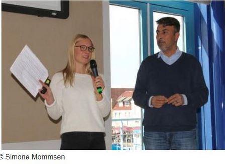 Pressemeldung: Infoveranstaltung unter Mitwirkung von IQ Schleswig-Holstein – Faire Integration in Husum