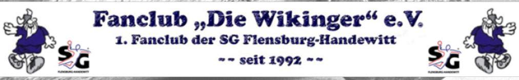"""Spende von """"Die Wikinger e. V."""", 1. Fanclub von Handballmeister SG Flensburg Handewitt"""